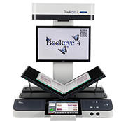Bookeye 4 V2 Book Scanner for Formats up to DIN A2+