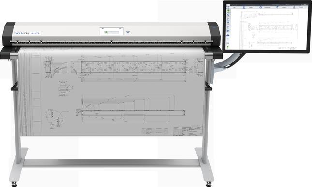 WideTEK® 48CL Wide Format Scanner :: Image Access 2019