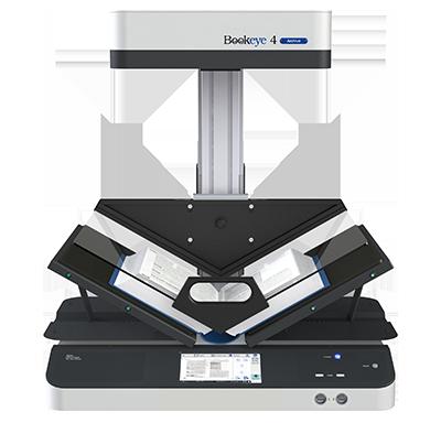 professional v cradle book scanner